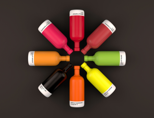 Absolut Pantone: vodka y colores Pantone unidos en un mismo packaging